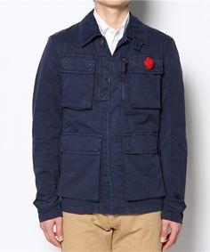 MIRETTO / field jacket / Brilla per il gusto