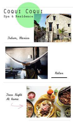 Tulum http://wayfaremag.com/2012/06/check-in-coqui-coqui-mexico/#