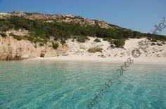 Isola di spargi, arcipelago della Maddalena.
