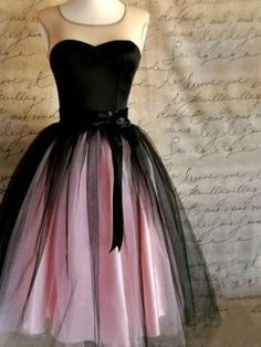 2017 Homecoming Dress Vintage Ribbons Belt Tulle Short Prom Dress Party Dress JK254