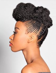 DEVOUTFASHION (Rock Your Natural Hair Seven Ways - Essence)