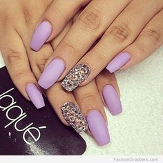 Matte nail art designs you will surely want to copy this fall! These are absolutely amazing, check now and you will be amazed!