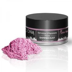 #pheromone #aphrodisiak http://www.mysexstoreusa.com/product/CNVNAL-50014/dona-shimmer-dust-pink-25oz Give yourself a gorgeous glow with DONA Shimmer Products. A kissable blend of…