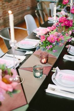 25 Tables to Inspire Your Next Outdoor Dinner Party | Brit + Co