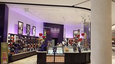 """Purdys Chocolatier in the CF Rideau Centre is one of three locations built by Terlin Construction within the past two years. Another """"delicious"""" project to add to our portfolio! #Ottawa"""