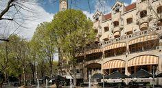 泊ってみたいホテル・HOTEL|オランダ>アムステルダム>1900年築の国定記念建造物を利用したホテル>ハンプシャー ホテル アムステルダム アメリカン(Hampshire Hotel - Amsterdam American)