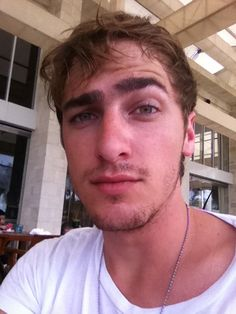 the scruff. the brows. the hair. why aren't you in my bed!