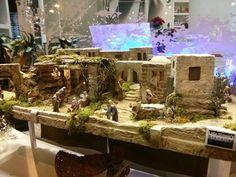 belenes - Resultados de la búsqueda de imágenes de Yahoo Journey To Bethlehem, Fontanini Nativity, Warhammer Terrain, Christmas Nativity Scene, Old World Charm, Christmas Projects, Ideas Para, Design Art, Christmas Decorations