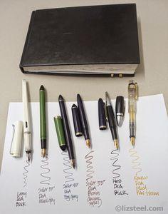 Melbourne Sketchbook and Pen collection
