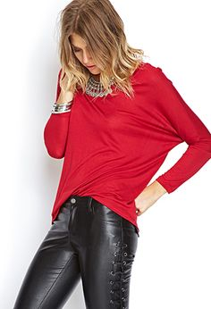 Classic Dolman Top   FOREVER21 - 2000062140
