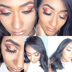 #makeup by me @jainimoksab
