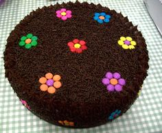 Torta Candy, Candy Cakes, Partys, Drip Cakes, Cake Tutorial, Cupcake Cookies, Yummy Cakes, Cake Designs, Cookie Decorating