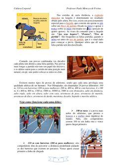 Apostila educação física escolar Importance Of Physical Education, Track And Field Events, Motivational, Gymnastics For Kids, Physical Education Lesson Plans, Physical Education Lessons, Exercises