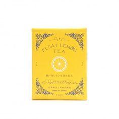 FLOAT LEMON TEA (フロートレモンティー)は、乾燥輪切りレモン(フロートレモン)と、国産有機紅茶のティーパックをセットにした、これまでになかった新しいカタチのレモンティーです。
