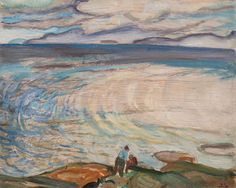 View Sketch of British Columbia Coast by Frederick Horsman Varley on artnet. Browse upcoming and past auction lots by Frederick Horsman Varley. Group Of Seven Artists, Tom Thomson, Canadian Art, Fine Art Auctions, People Art, World War I, British Columbia, Coast, Sketch