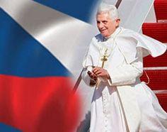 benedicto XVI republica checa enciclicas oraciones exhortaciones apostolicas krouillong comunion en la mano es sacrilegio stop communion in the hand
