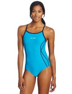 8a2b7aacb9 Orca Women s Cl-Pro One Piece Swim Suit with String Bac by Orca.  35.65