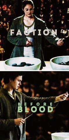 Prior Siblings Tris & Caleb
