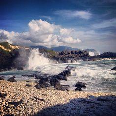 Ka'ena Point State Park, Oahu. Gorgeous views and tide pools. Definitely worth the hike.