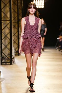 Isabel Marant Ready To Wear Spring Summer 2015 Paris