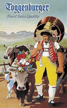 Abbonamento Di Vacanze Switzerland Schweiz - Mad Men Art: The Vintage Advertisement Art Collection Vintage Advertising Posters, Vintage Travel Posters, Vintage Advertisements, Vintage Ads, Retro Poster, Poster Ads, Poster Prints, Fürstentum Liechtenstein, Ad Art