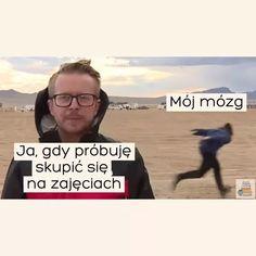 Wtf Funny, Funny Memes, Jokes, Polish Memes, Meme Lord, School Memes, Instagram Images, Instagram Posts, True Stories