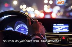 So what does your business drive with #socialmedia?