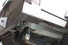 Cut And Fold Rear Lower Quarter Panels - The Right Way! - JeepForum.com