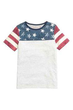 H&M - Printed T-shirt £6.99
