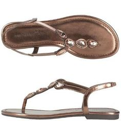 Womens - Montego Bay Club - Women's Movie Star Embellished Sandal - Payless Shoes
