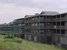 Outer Banks Beach Club at Kitty Hawk, NC. We have a condo on the top floor. Love the Outer Banks.
