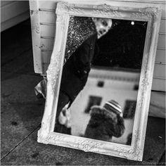 Projet 365 #155 - De l'autre côté du miroir