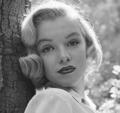 Marilyn Monroe #blackandwhite