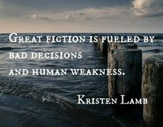This also applies to non-fiction. It applies to your true story. Stop distancing yourself from your story. Somewhere, buried in your bad decisions and your weaknesses, and the redemption in progress, your story is... marvelous.