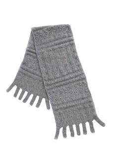 Gold shine with greyish blue in luxury hand knitted by linarekl, $209.00