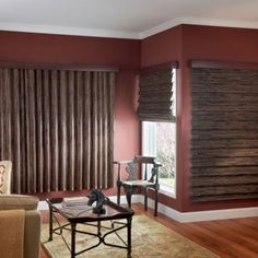 Natural Shades are inspired by the earth\\\'s natural elements. Constructed from renewable resources, including bamboo, jute and grasses, our new collection of Roman Shade styles, Sliding Panels and Woven Natural Drapes are designed to bring a unique, coordinated style to your home.Standard ShadeSelect classic flat panels to accentuate the Roman ...