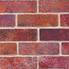Brick Wall Trompe Lu0027oeil Stencil