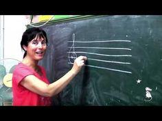 Cuento infantil: DO RE MI FA SOL agudos (pentagrama, clave de sol) de Estrella Ramon - YouTube Do Re Mi, Music Classroom, Teaching Music, Academia, Musicals, Teacher, Youtube, Education, Happy