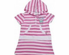 Adams Toddler Girls Pink and White Striped Jersey Hooded jersey dress with kangeroo pocket and dropped waist100% cottonMachine wash at 30 http://www.comparestoreprices.co.uk/baby-clothing/adams-toddler-girls-pink-and-white-striped-jersey.asp