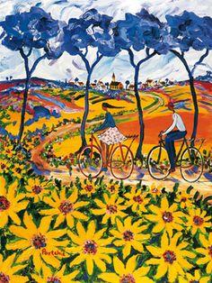 Portchie - Sunflowers