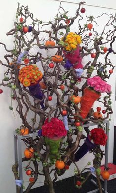 Biancheri Creations at International Floriculture Trade Fair
