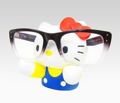 Hello Kitty Eyeglasses Stand!