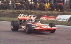 Chris Amon / March 701 / Ford