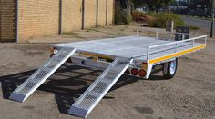 Quad bike trailers and Golf cart trailers - Custom Trailer - We specialise in customised trailer manufacture and design. We strive to meet every customer's trailer requirements and needs.