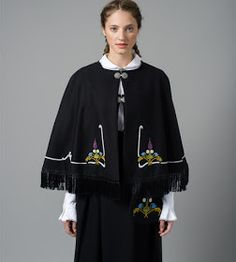 60cc5dba FolkCostume&Embroidery: Overview of Norwegian costume, part 4 The North