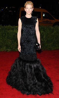 Met Gala Red Carpet 2012 Photos: Cate Blanchett in AlexanderMcQueen http://news.instyle.com/photo-gallery/?postgallery=111409#31