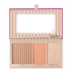 Tanya Burr Peachy Glow Cheek Palette by Tanya Burr * You can get more details by clicking on the image. (This is an affiliate link)