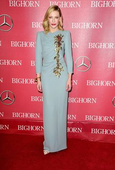 Cate Blanchett Shines in Marc Jacobs-Wmag
