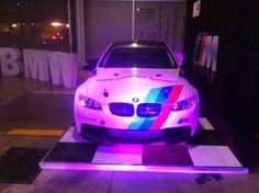 Evento para BMW
