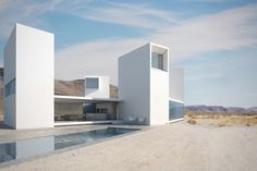 four eyes house  Location: Coachella Valley, California Date: 2010-2012 Type: residential   Awards:  AIA Small Proj...